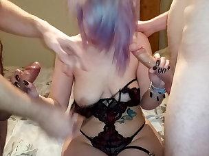 Best Double Blowjob Porn Videos